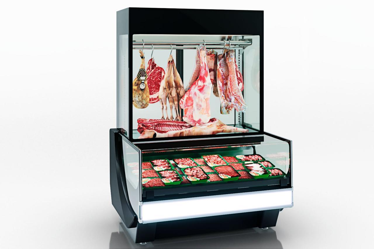 Холодильная витрина для мяса MISSOURI COLD DIAMOND MC 115 CRYSTAL COMBI S M/A