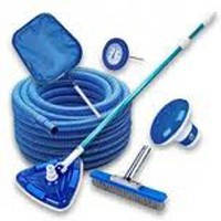 Аксессуары для бассейнов (скиммеры, лестницы, чистка, тенты, подстилки)