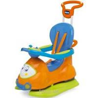 """Іграшка для катання """"Машина 4 в 1"""" , колір оранжевий"""