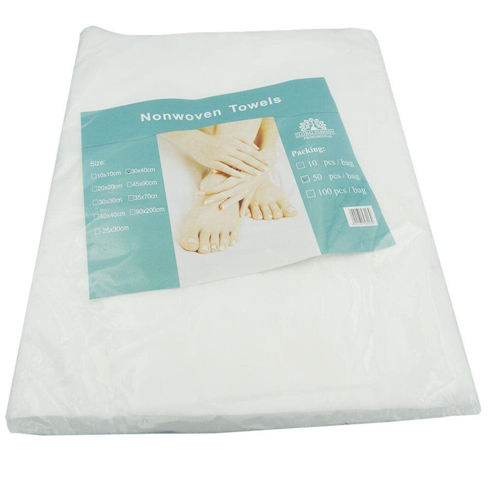 Одноразовые полотенца Global Fashion 30*40 см 50 шт