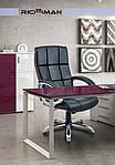 Кресло компьютерное Аризона, черный, кожзам, Richman, фото 3