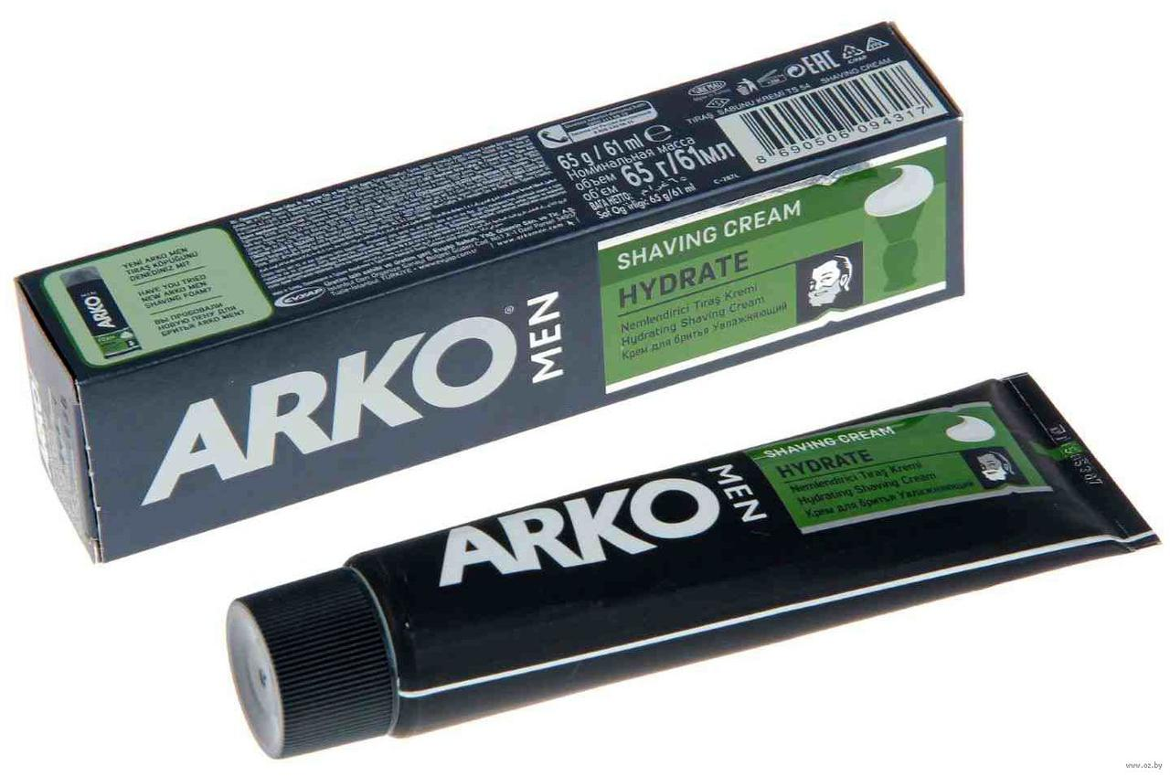 ARKO Крем для/бр. Hydrate Зволожуючий 61 мл