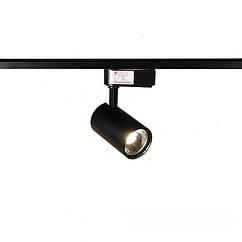 LED светильник трековый Черный 15 Вт 1200 Лм 4100К