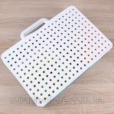 Мозаика конструктор с шуруповертом 106 деталей детский набор инструментов с мозаикой, фото 2