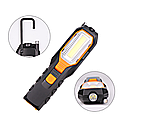 Фонарь-светильник YD-6302A COB+LED