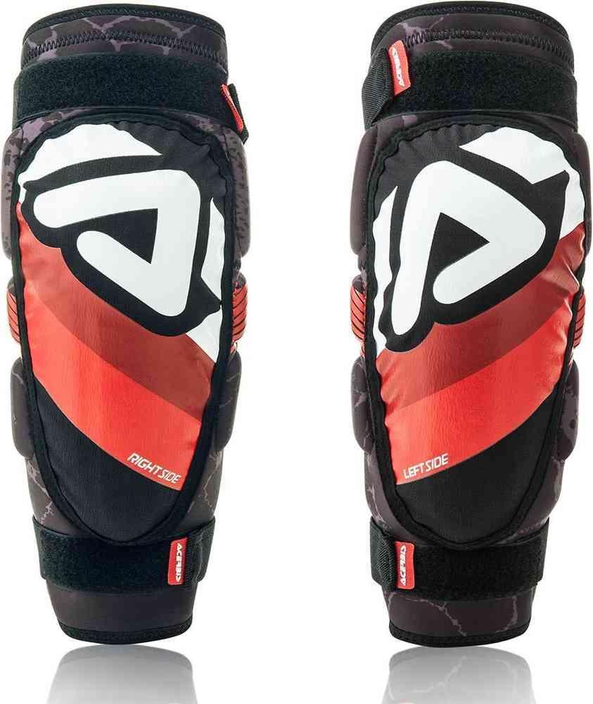 Мотоналокотники ACERBIS GUARD SOFT 3.0 black red