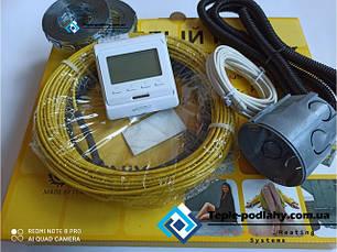 Спец. предложение на комплект кабеля для обогрева пола In-therm (Чехия) ( c програматором Е-51)