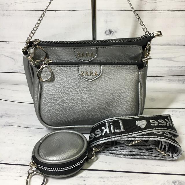 Женская сумочка из кожзама