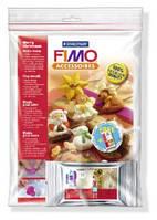 """Формочки для литья,FIMO,""""Новый год"""",9 форм,6x4см,STAEDTLER"""