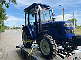 Трактор с кабиной Foton 504C, фото 4
