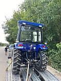 Трактор с кабиной Foton 504C, фото 5