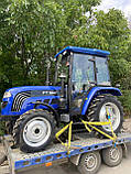Трактор с кабиной Foton 504C, фото 3