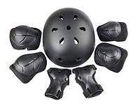 Защита для катания черная (7-14 лет)