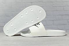 Шлепанцы женские 17351, Nike, белые, < 39 > р. 39-24,5см.