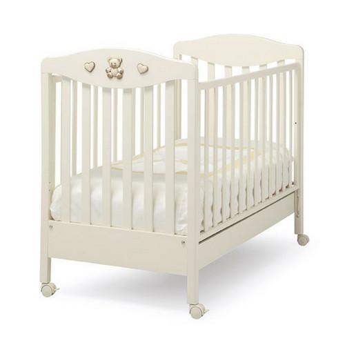 Кроватка Erbesi TIPPY JOLIE avorio