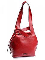 Женская кожаная сумка 0335.282 Red купить женскую кожаную сумку недорого Одесса 7 км, фото 1