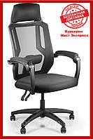 Офисное кресло Barsky CB-02 Color Black, сеточное кресло