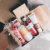 Подарочный набор, подарок с косметикой для тела