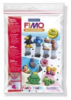 """Формочки для литья,FIMO,""""Забавные животные"""",10 форм,6x4см,STAEDTLER"""