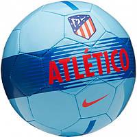 Мяч футбольный Найк размер 5 Nike FC Atletico Madrid Supporters Полиуретан Синий (ЛФ SC3299-479-5)