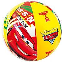 """Intex М'яч надувн. 58053 (36) """"Тачки"""" /3 + років/, 61см, в коробці, від 3-х років"""