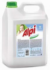 """Гель-концентрат для стирки детских вещей GRASS """"ALPI sensative gel"""" 5кг 125447"""