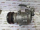 Компрессор кондиционера Mazda MPV 1999-2004г.в 2,0 2.3 безин 10S17C HFC134a, фото 3