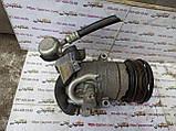 Компрессор кондиционера Mazda MPV 1999-2004г.в 2,0 2.3 безин 10S17C HFC134a, фото 4