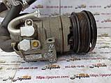 Компрессор кондиционера Mazda MPV 1999-2004г.в 2,0 2.3 безин 10S17C HFC134a, фото 5