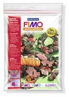 """Формочки для литья,FIMO,""""Осенние декорации"""",10 форм,6x7см,STAEDTLER"""