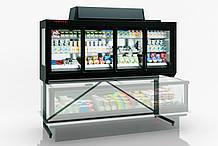 Морозильный шкаф KANSAS HLT А