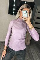 Женская Водолазка-Гольф Базовая, под горло, фото 1