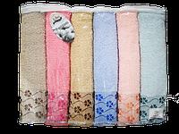 Махровые полотенца 70*140см. 6шт Turkey