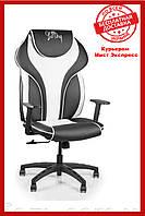 Офисный стул Barsky Sportdrive White Arm_1D  Synchro PA_designe  BSDsyn-04