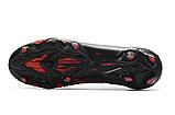 Бутсы adidas Predator Mutator 20.1 FG black/red, фото 2