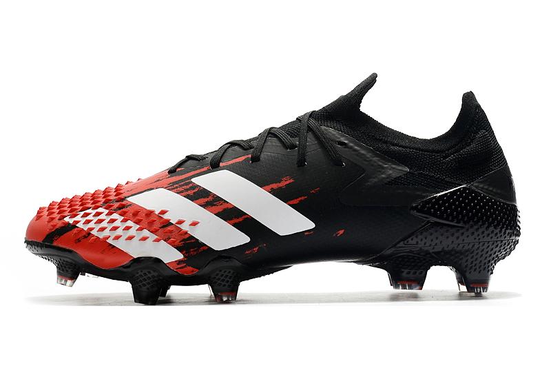 Бутсы adidas Predator Mutator 20.1 FG black/red