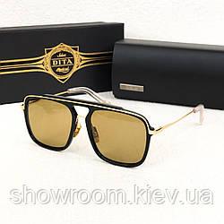 Женские солнцезащитные очки Lancier brown Lux