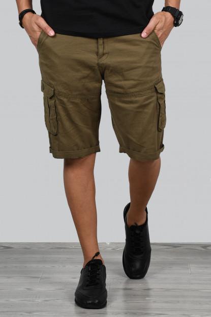 Шорты мужские карго ( khaki)
