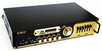 Усилитель звука UKC AV-121BT Bluetooth