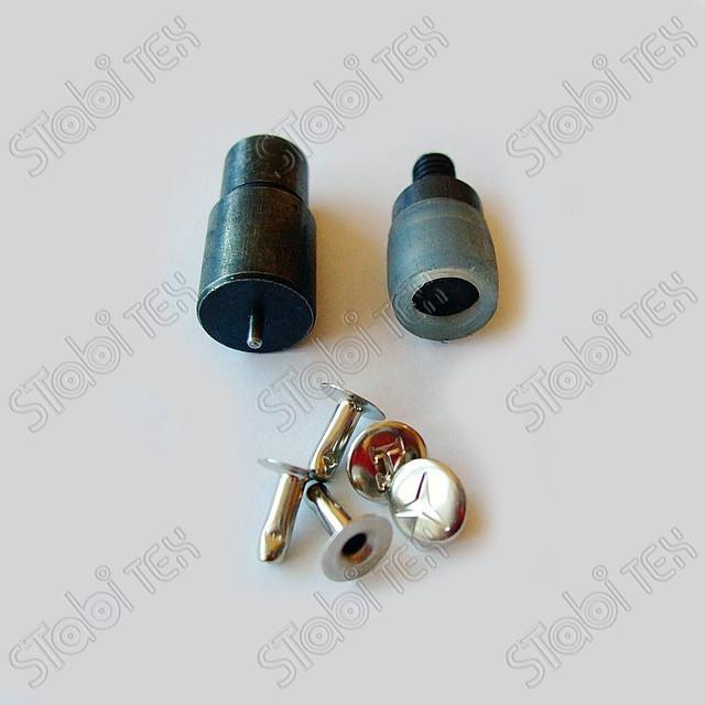 Пуансон (матрица,насадка) для хольнитена №335  (9мм) без резинки