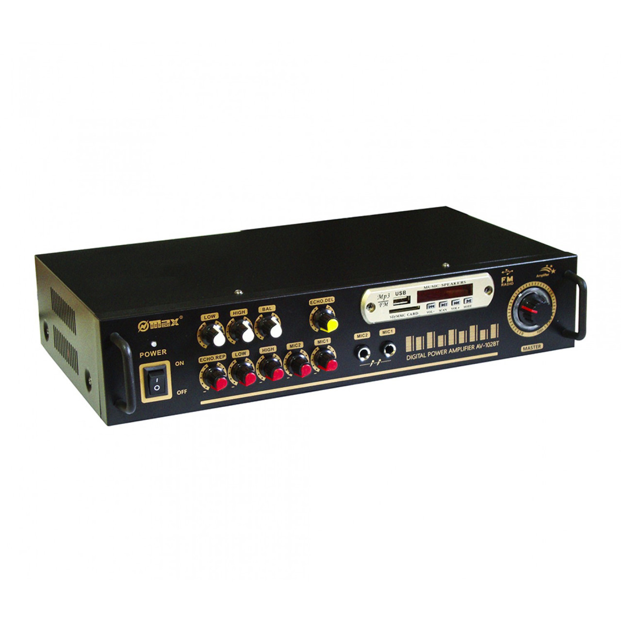 Усилитель звука UKC AV-102BT Bluetooth