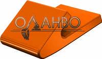 S4 - межадаптерная защита CombiParts для ковшей экскаваторов