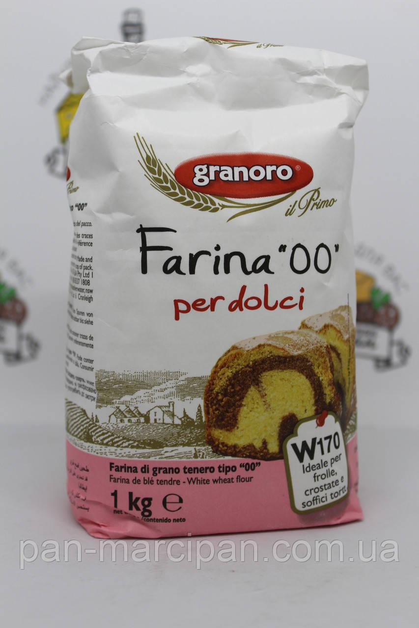 "Мука Granoro Farina per Dolci ""00"" 1кг"