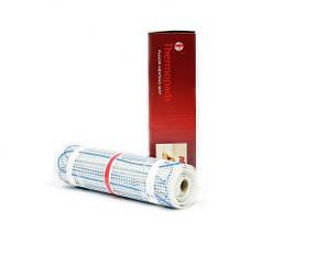 Теплый пол нагревательный мат Thermopads FHMT 200/300 Вт, 1.5 м2