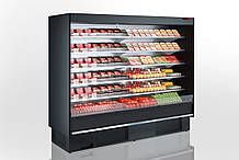 Холодильная пристенная витрина INDIANA CUBE AV 070/080/090 MT O А