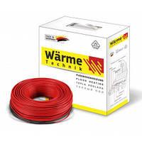 Wärme Twin flex cable 1200 W, 80м теплый пол, нагревательный кабель (комплект)