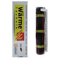 Комплект Wärme Twin mat 600W 4m2 теплый пол, нагревательный мат