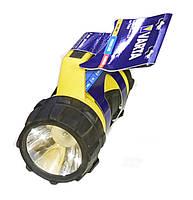 Ліхтарик світлодіодний, 3W CREE, Varta industrial lantern 4D URZ0811