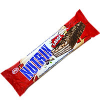 Вафли NUTRIX LARGE с какао кремом и арахисом в какао глазури 60 гр (уп/24шт)