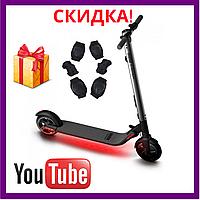 Электрический самокат Xiaomi Ninebot KickScooter ES2 Black/самокат нанобот es2 черный